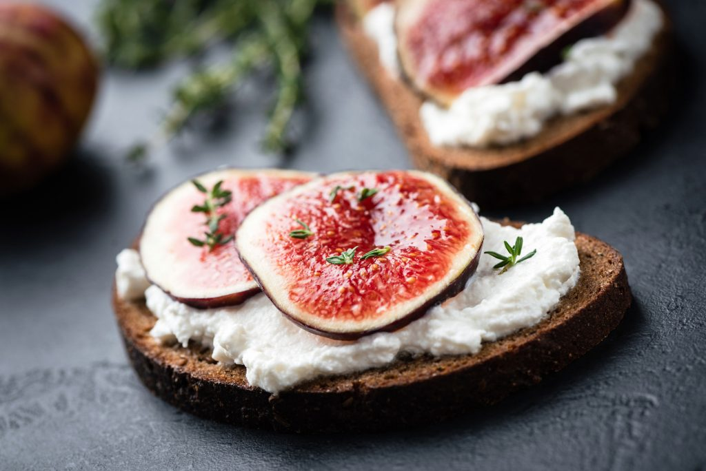 best munchies for sativa goats cheese