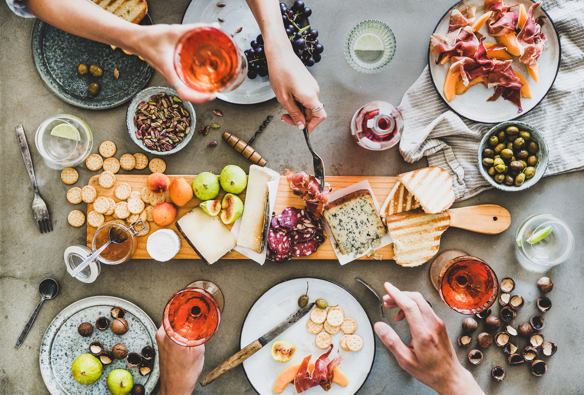 best munchies for foodies